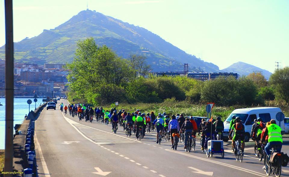 Preguntas y Respuestas: IV Marcha de Bilbao al Mar