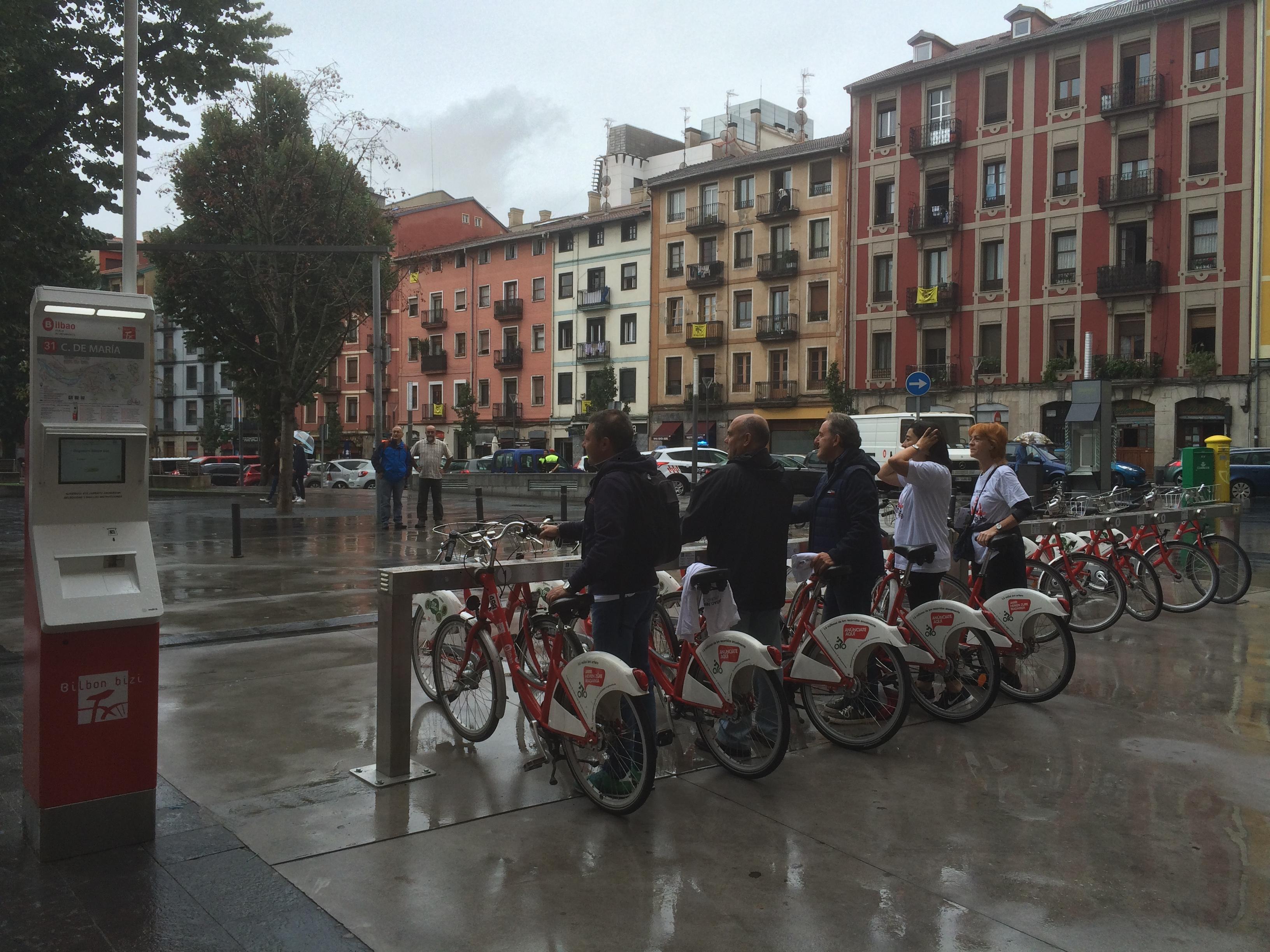 Participa en el diseño del Bilbao ciclable