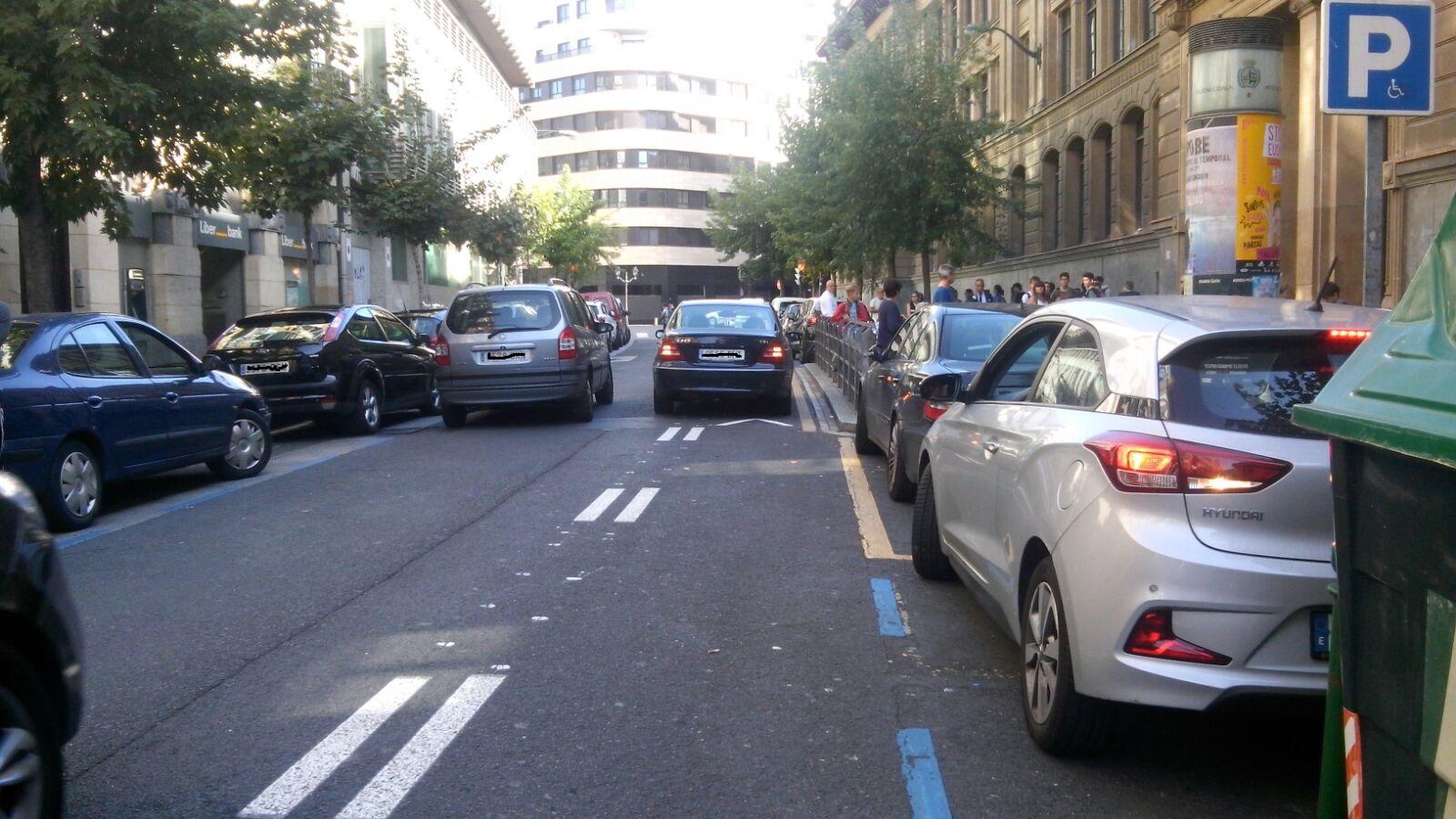 Bilbao en Europa
