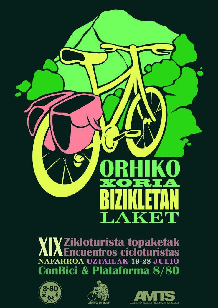 XIX Encuentros cicloturistas