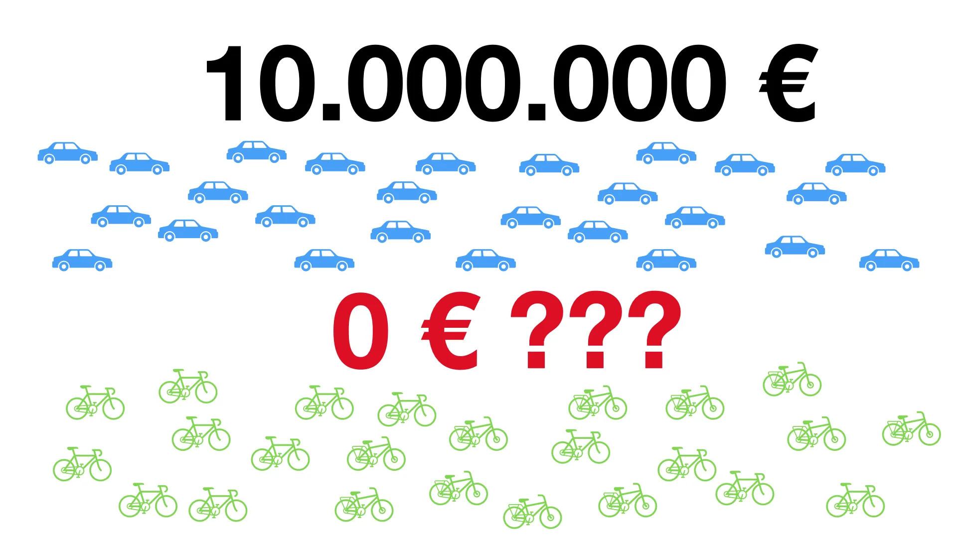 Plan Renove sin bicicleta