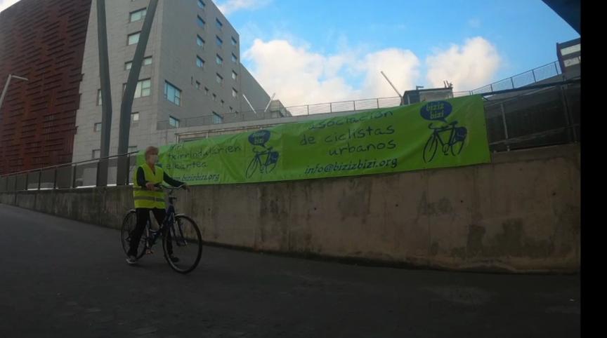 Curso para aprender a andar en Bicicleta 2020: Vídeo y crónica