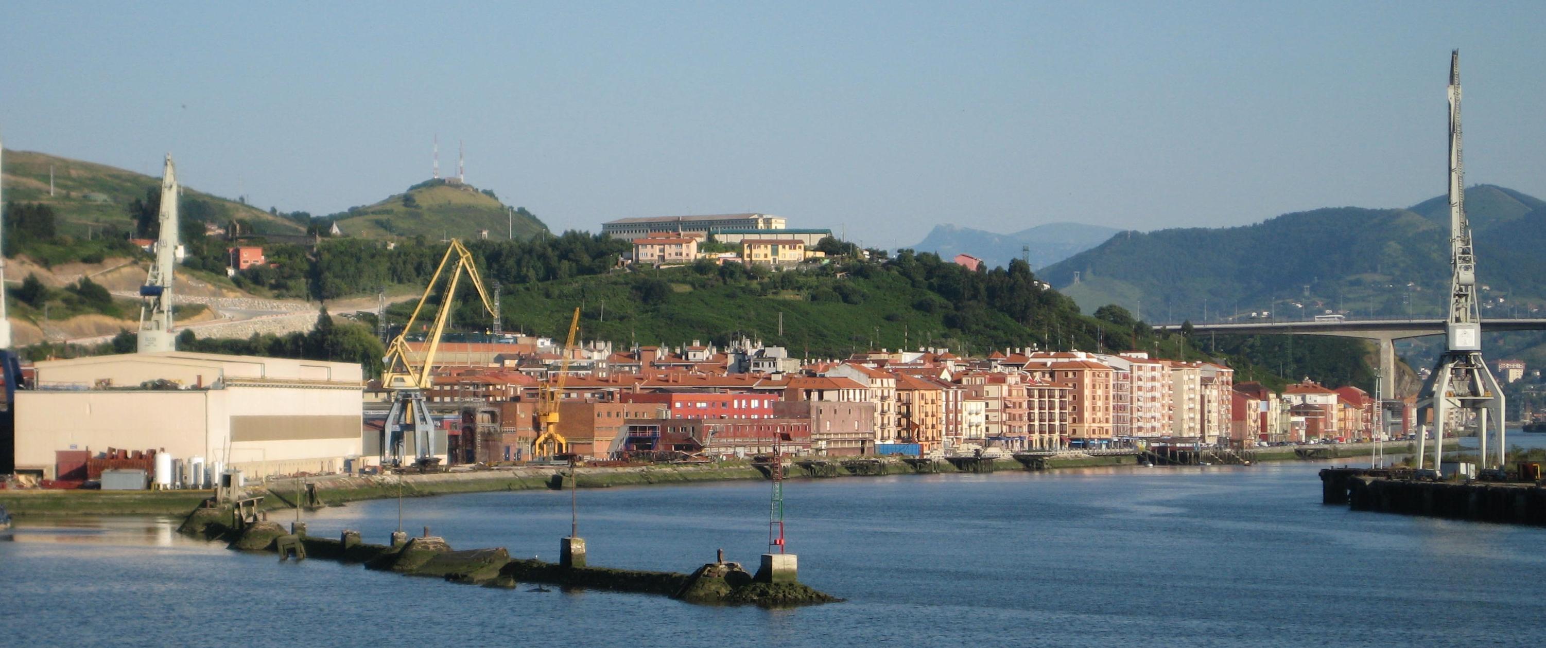 Noticias frescas (y malas) sobre el bidegorri Getxo-Bilbao